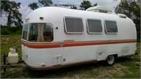 Nice 1978 Airstream Argosy Minuet Travel Trailer
