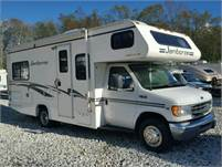 2003 Fleetwood 24' Jamboree Ford E450 ONLY 16k Miles! RUNS & DRIVES