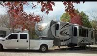 Over $16k BELOW NADA, 1 Owner, 2012 Cyclone 3712ck HD Edition
