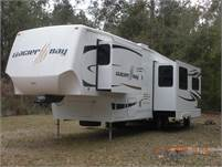 Must Sell 2008 36ft. Glacier Bay 5th Wheel due to medical
